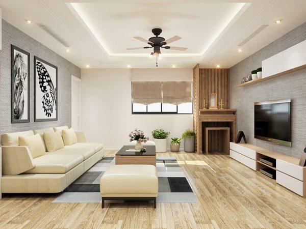 Thiết kế thi công nội thất quận Thanh Xuân hãy đến Nội thất Fuhome