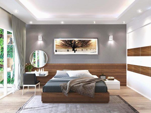 Thiết kế thi công nội thất quận Thanh Xuân - chung cư Tân Hồng Hà chủ đầu tư cô Vân