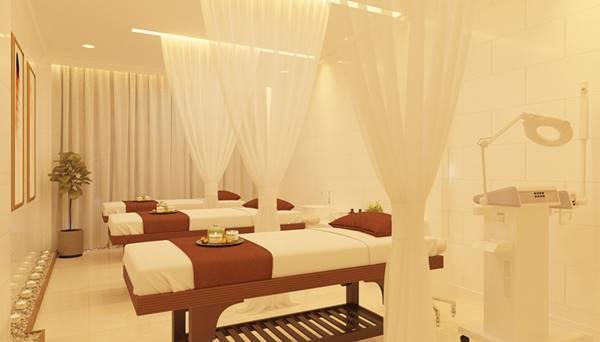 Nội thất fuhome - Địa chỉ thiết kế thi công nội thất Spa đẹp chất lượng nhất