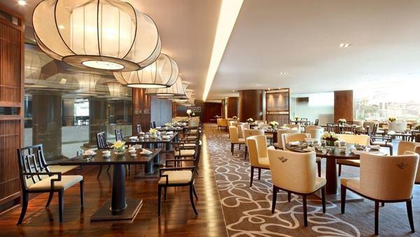 Một số mẫu thiết kế thi công nội thất nhà hàng đẹp hiện nay