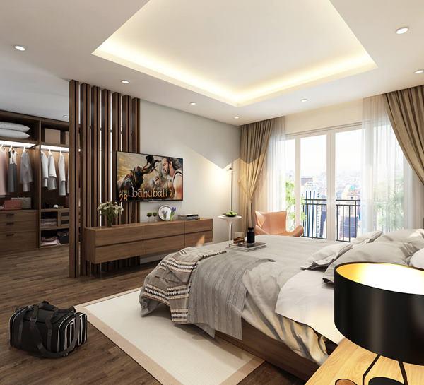 Phong thủy nội thất phòng ngủ với cách lựa chọn và bố trí giường ngủ