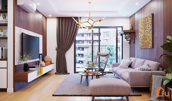 Ưu điểm của thiết kế nội thất hiện đại bạn nên biết