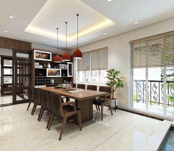 Một số mẫu thiết kế nội thất theo xu hướng tân cổ điển hiện nay 2