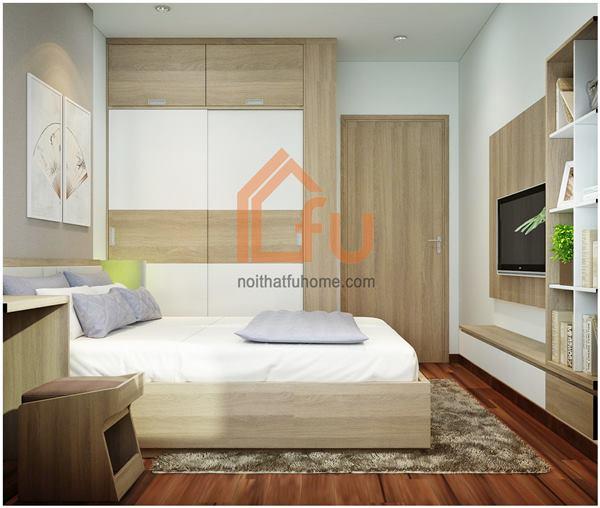 Phong thủy nội thất phòng ngủ với cách sắp xếp cửa phòng ngủ