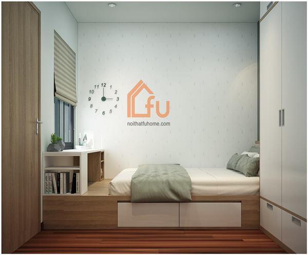 5 mẫu thiết kế nội thất phòng ngủ hiện đại ai cũng mê mẩn