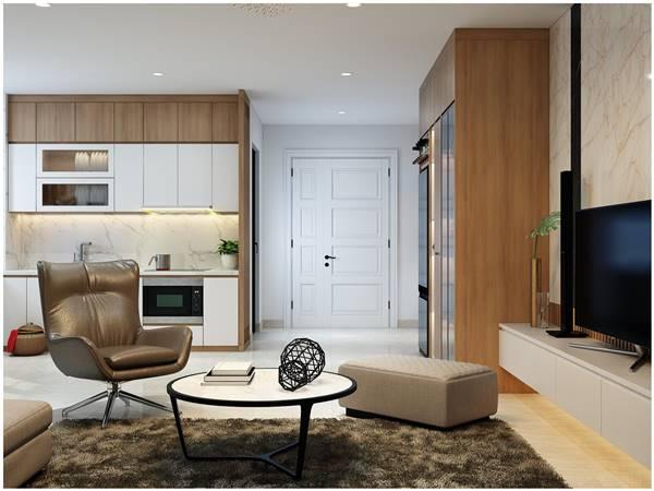 Thiết kế nội thất phòng bếp hợp phong thủy