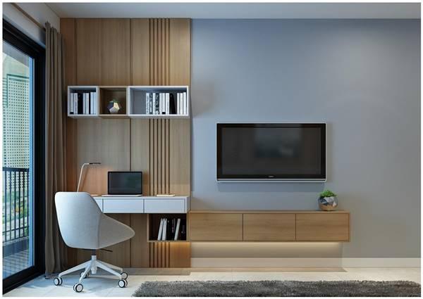 Công trình nhà chị Phương tại Tứ Hiệp Palaza – Thiết kế nội thất chung cư trọn gói