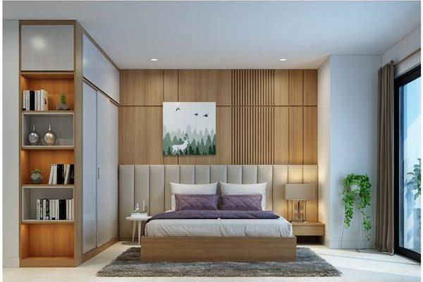 Thiết kế các không gian chức năng trong căn hộ chung cư 100m2