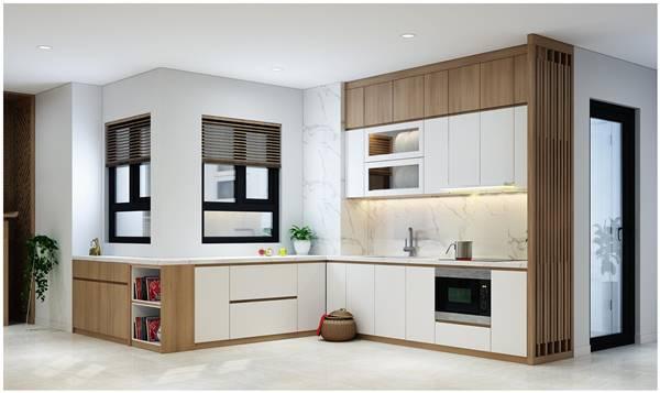 Thiết kế nội thất chung cư 3 phòng ngủ cho không gian sống đẹp và tiện nghi 15