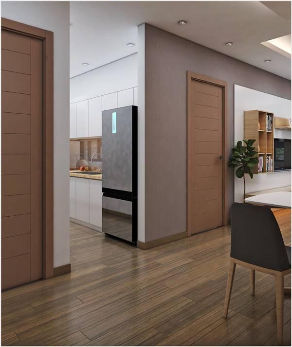 Thiết kế thi công nội thất trọn gói công trình nhà anh Quân Ecopark 11
