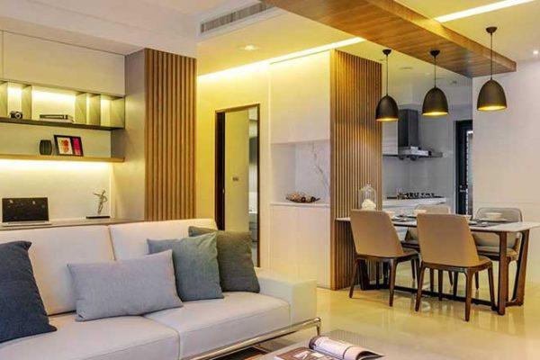 Thiết kế nội thất chung cư 70m2 cần lưu ý những gì?